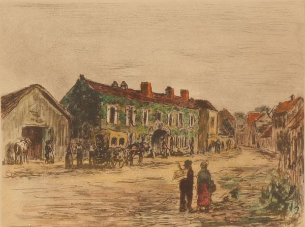Auberge Ganne - 92, Grannde Rue