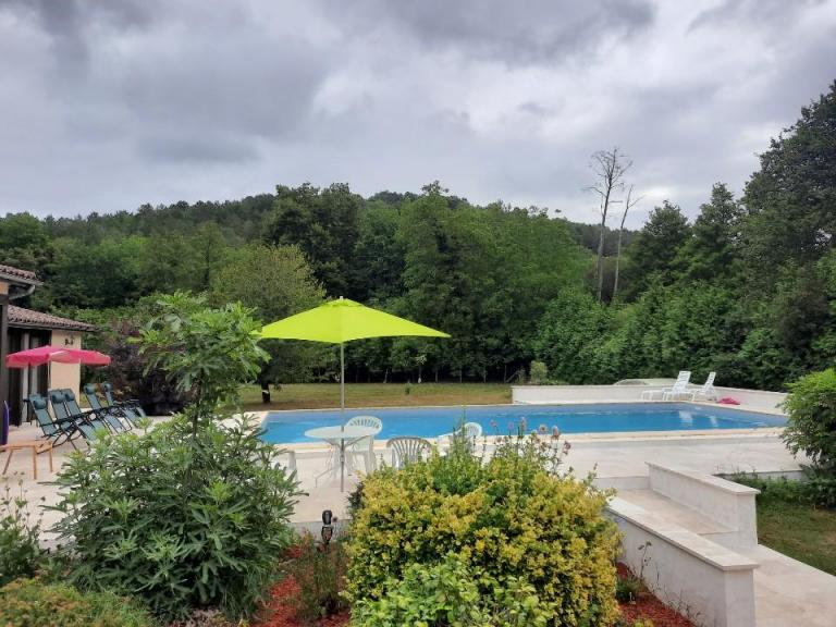 RESERVATION LA VILLA FAUVEL